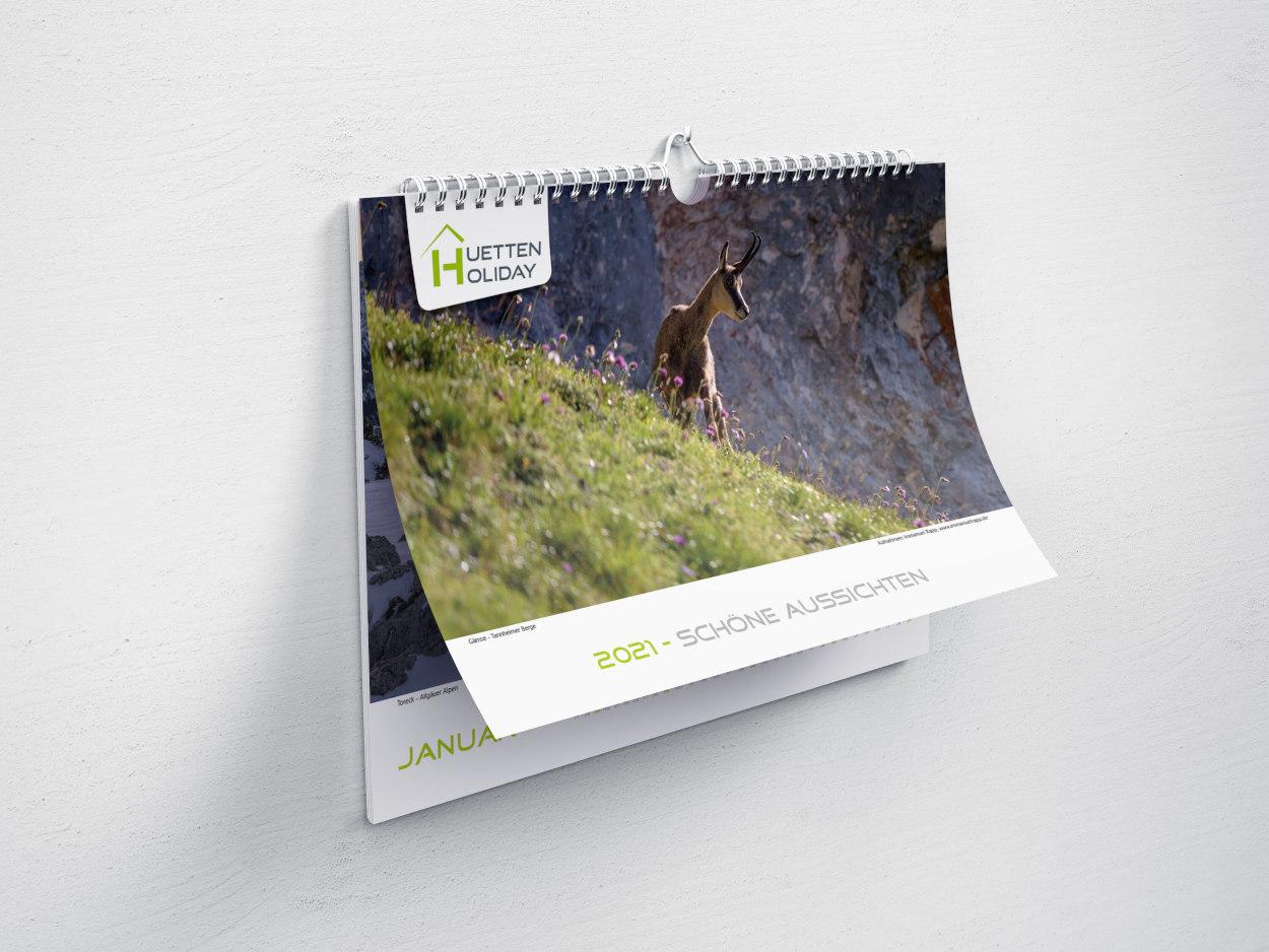 Bergkalender 2021